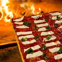 Regular Sicilian Pizza